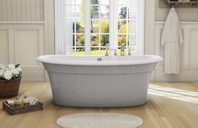 Ella Sleek With Images Free Standing Bath Tub Maax Free