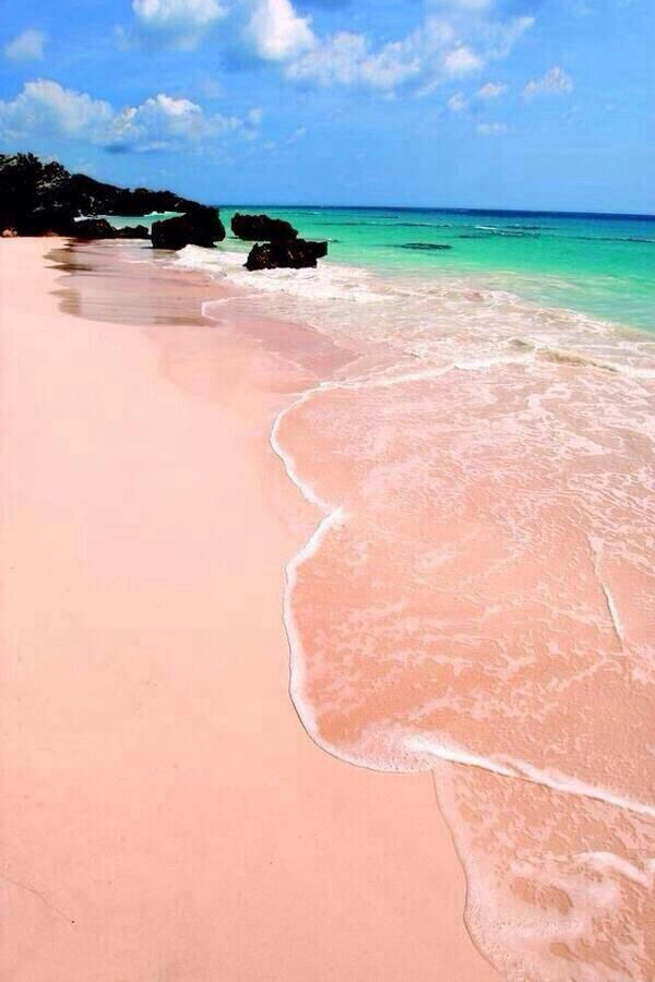 Walk along this beach with the one you love
