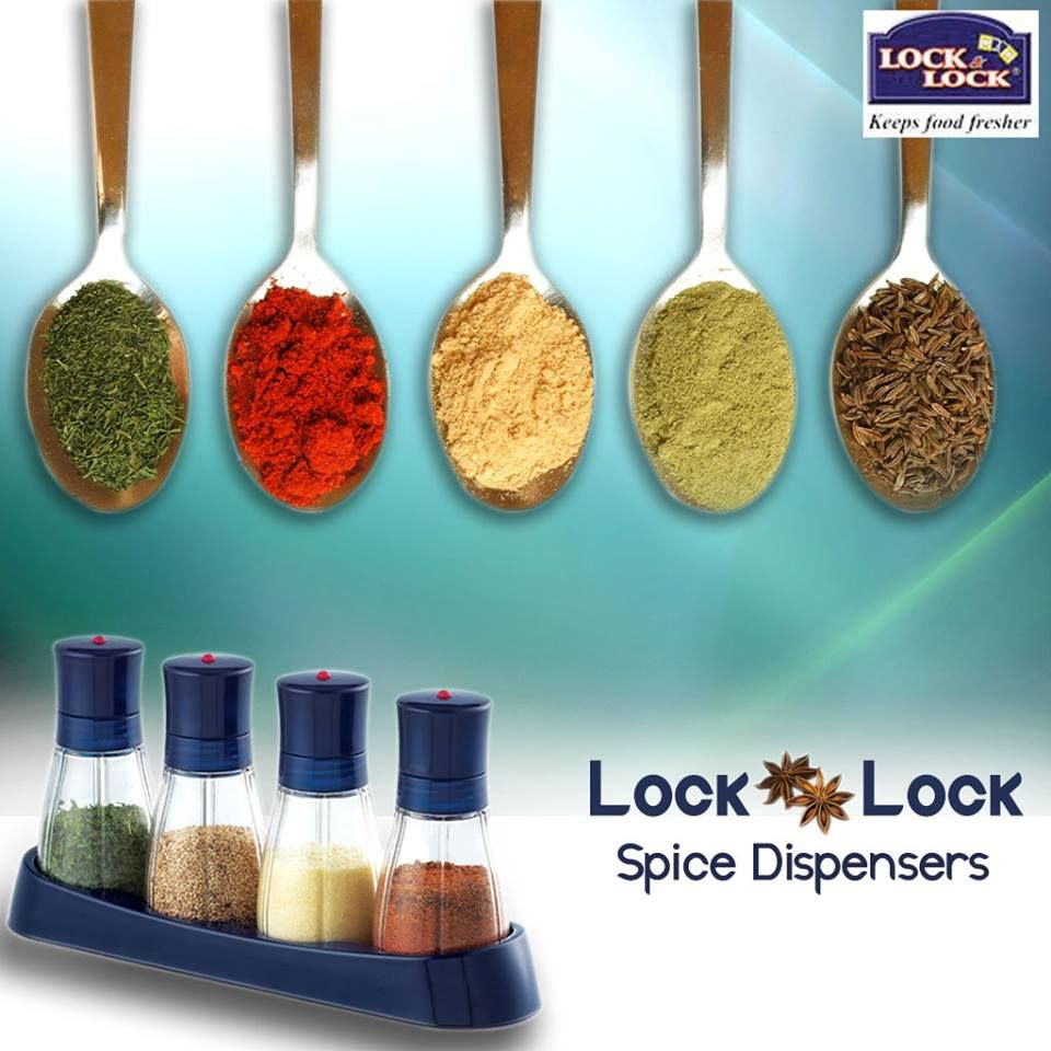 The aroma of #Herbs and #Spices will stay fresh and flavorsome for ...