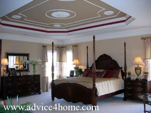 Master Bedroom Pop Ceiling Designs