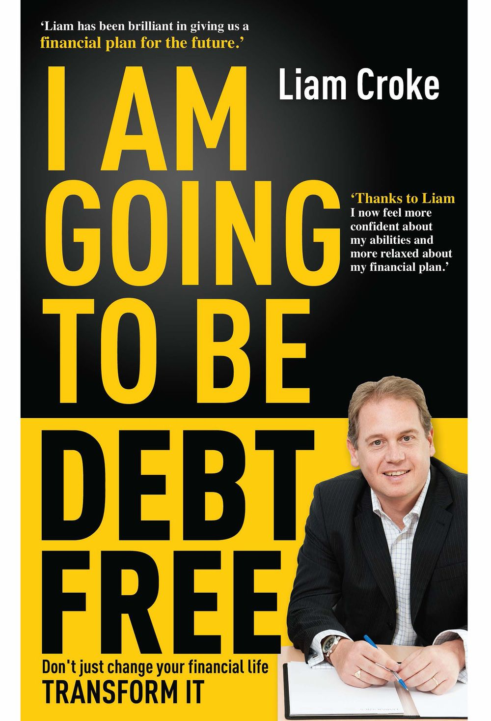 I Am Going to Be Debt Free — Liberties Press Debt free