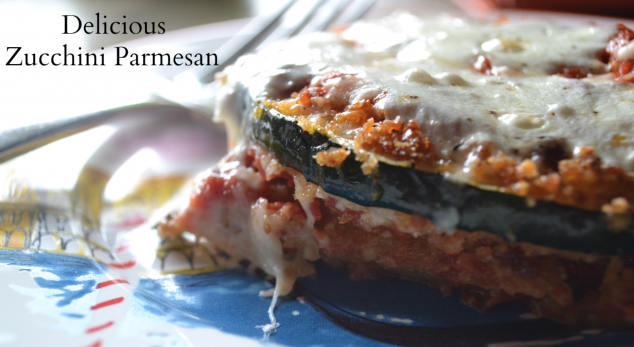 Delicious Zucchini Parmesan http://www.momgenerations.com/2014/08/delicious-zucchini-parmesan-getting-gorgeous-in-the-kitchen/ #foodie