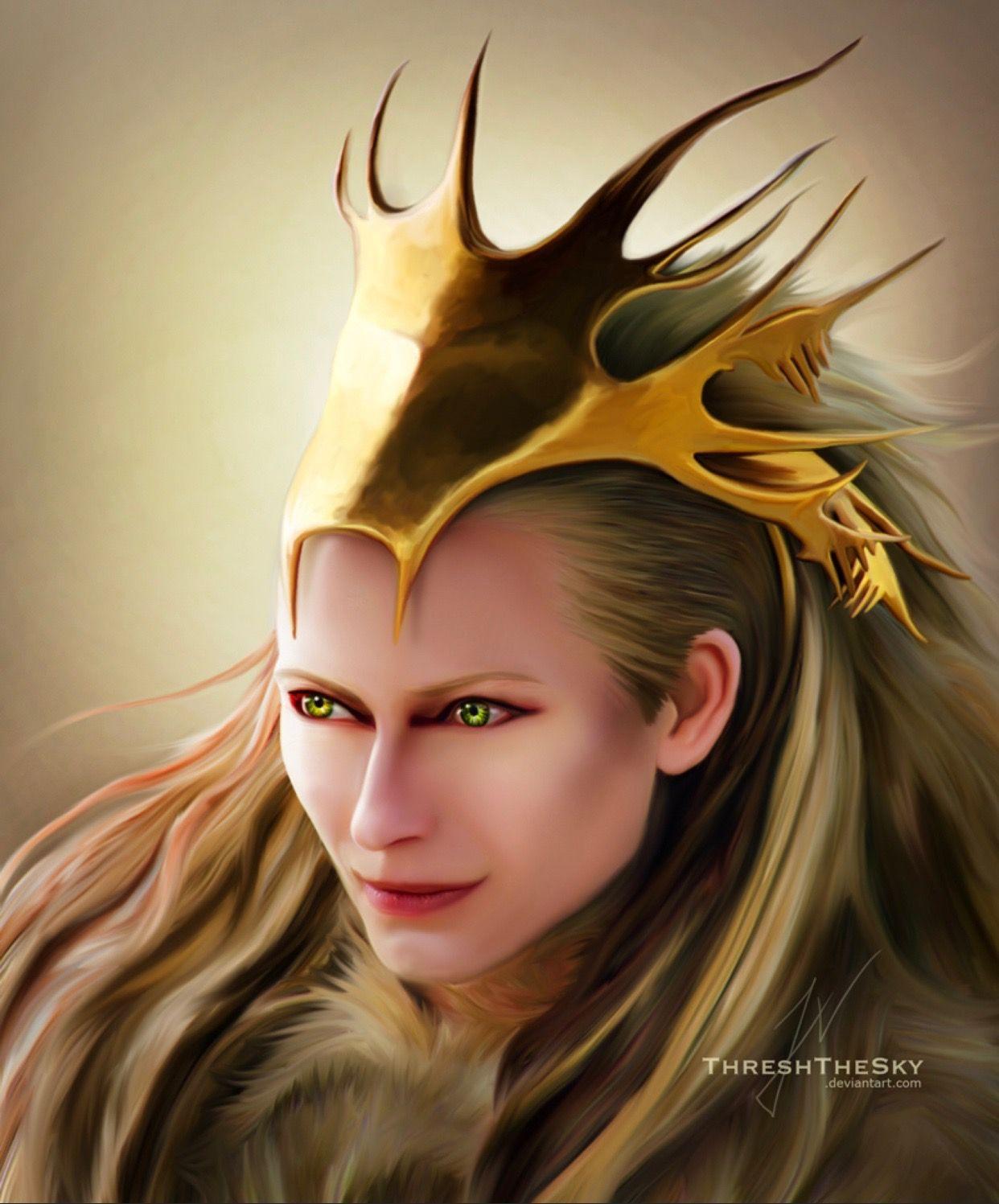 ThreshTheSky Disney Queen Jadis of Narnia Narnia