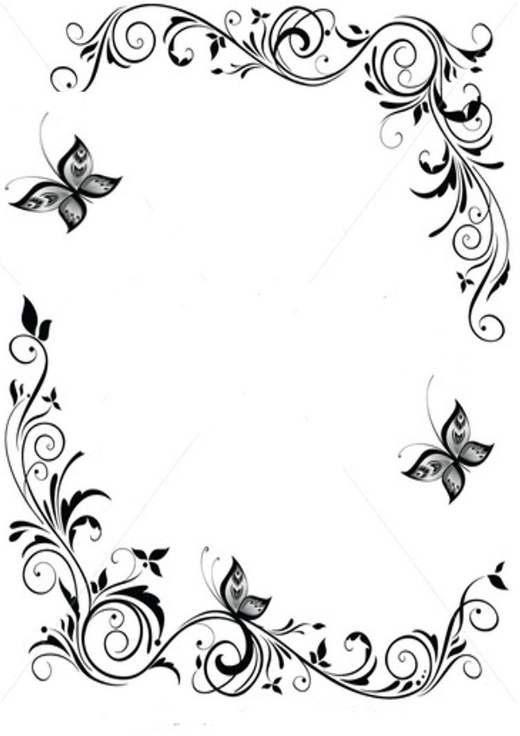 Vector graphics swirls border google search vector pinterest page borders vector for Border vectors