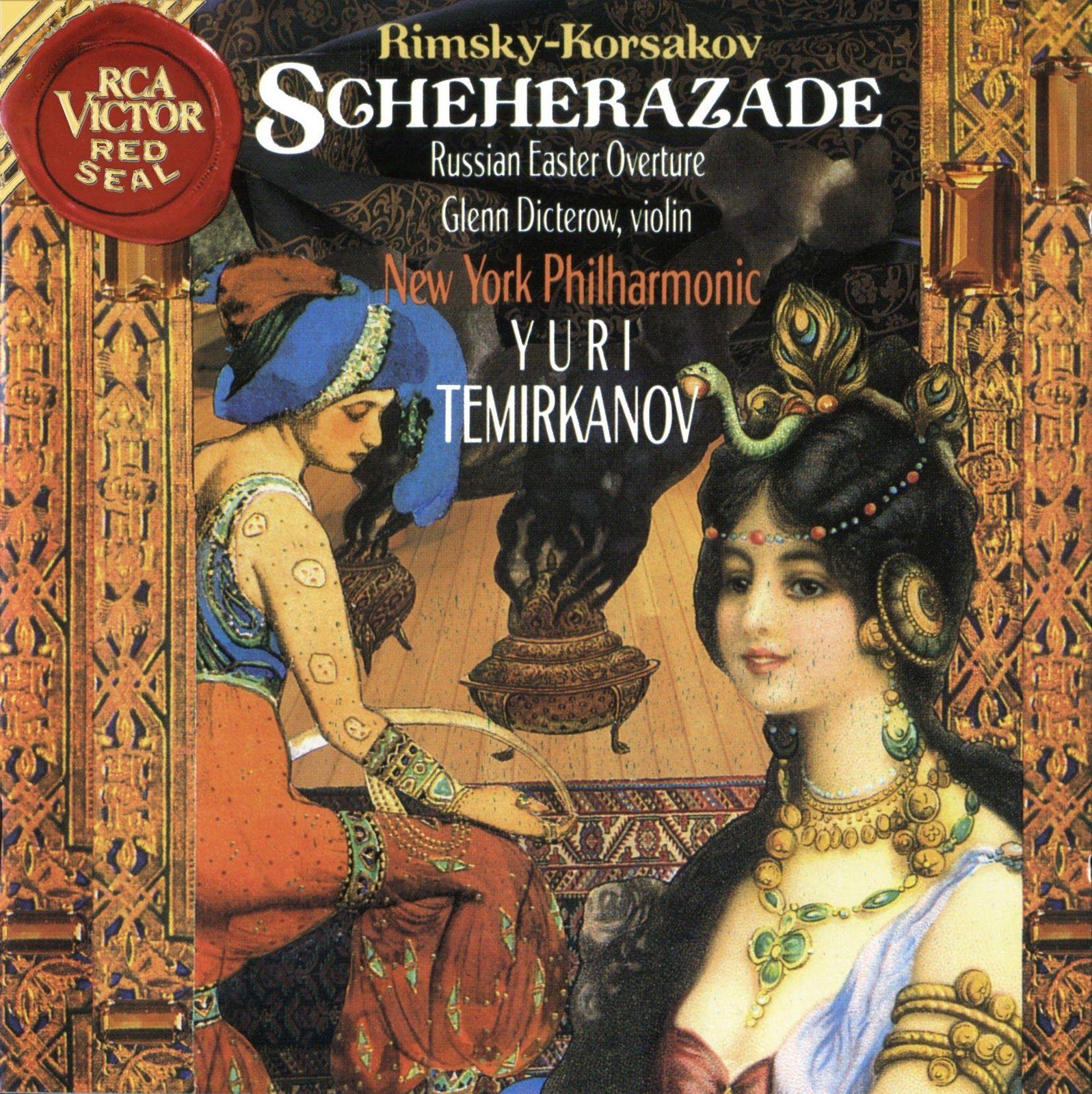 Scheherazade Tales Of The Arabian Nights