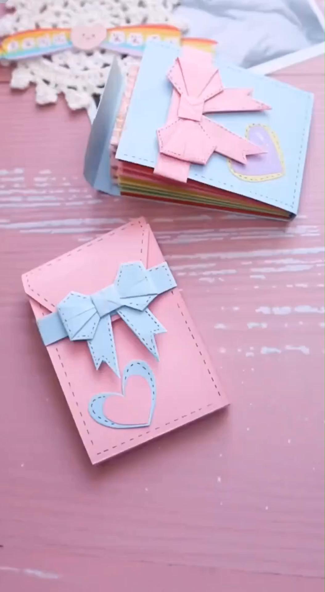 Photo of DIY carteira de papel