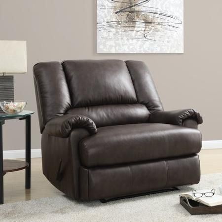 Admirable Stanford Faux Leather Chair And A Half Recliner Chair A Creativecarmelina Interior Chair Design Creativecarmelinacom