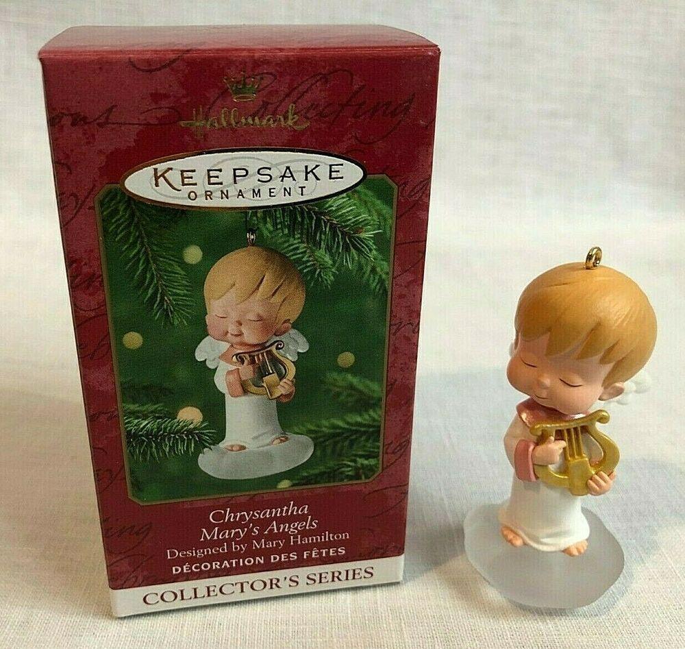 Hallmark Keepsake Christmas Ornament Mary's Angels Series