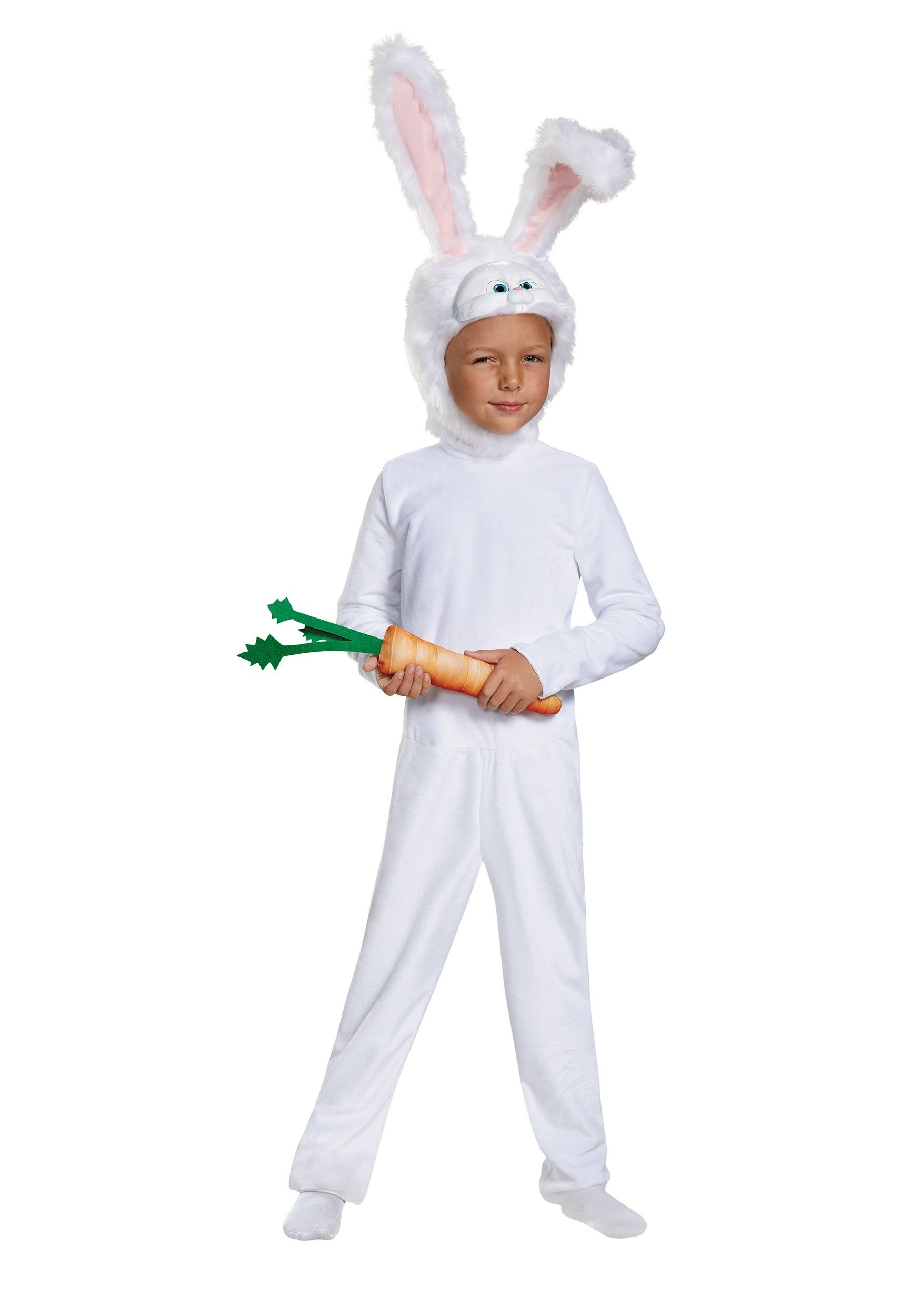 Secret Life of Pets Snowball Deluxe Boys Costume | Halloween ...