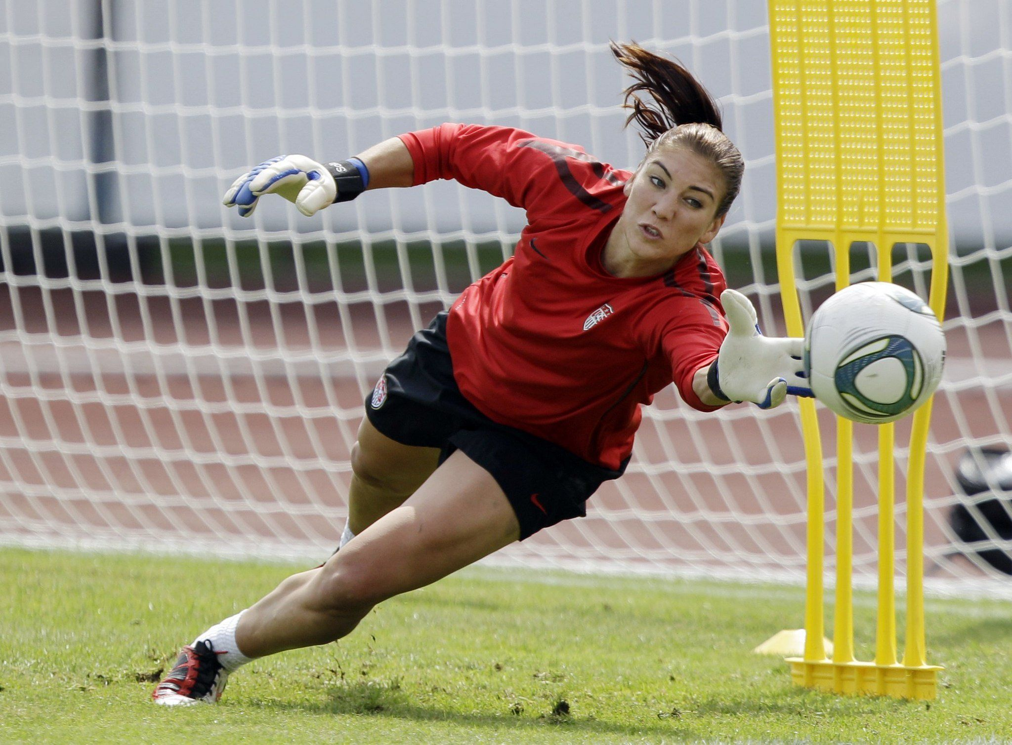 Chasing International Glory Gives Us Womens Soccer Team -9276