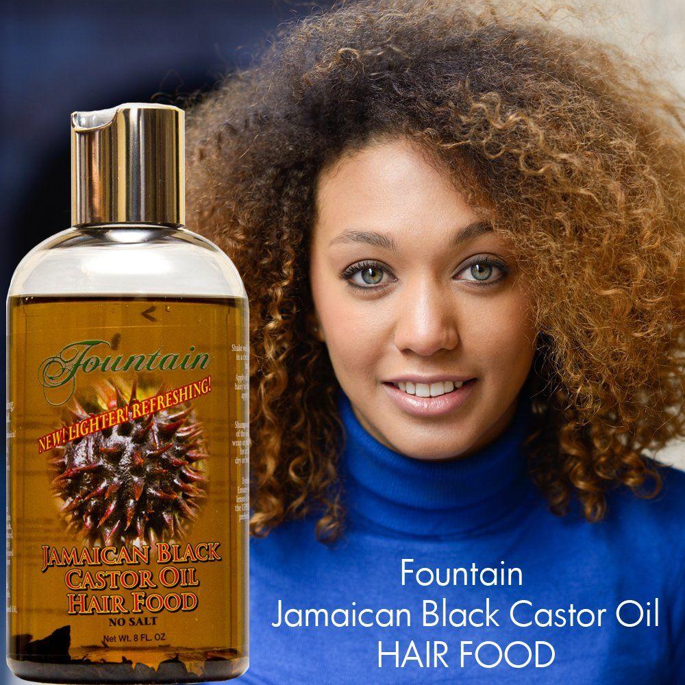 Jamaican Black Castor Oil Hair FoodPeppermint Hair Loss  Handmade
