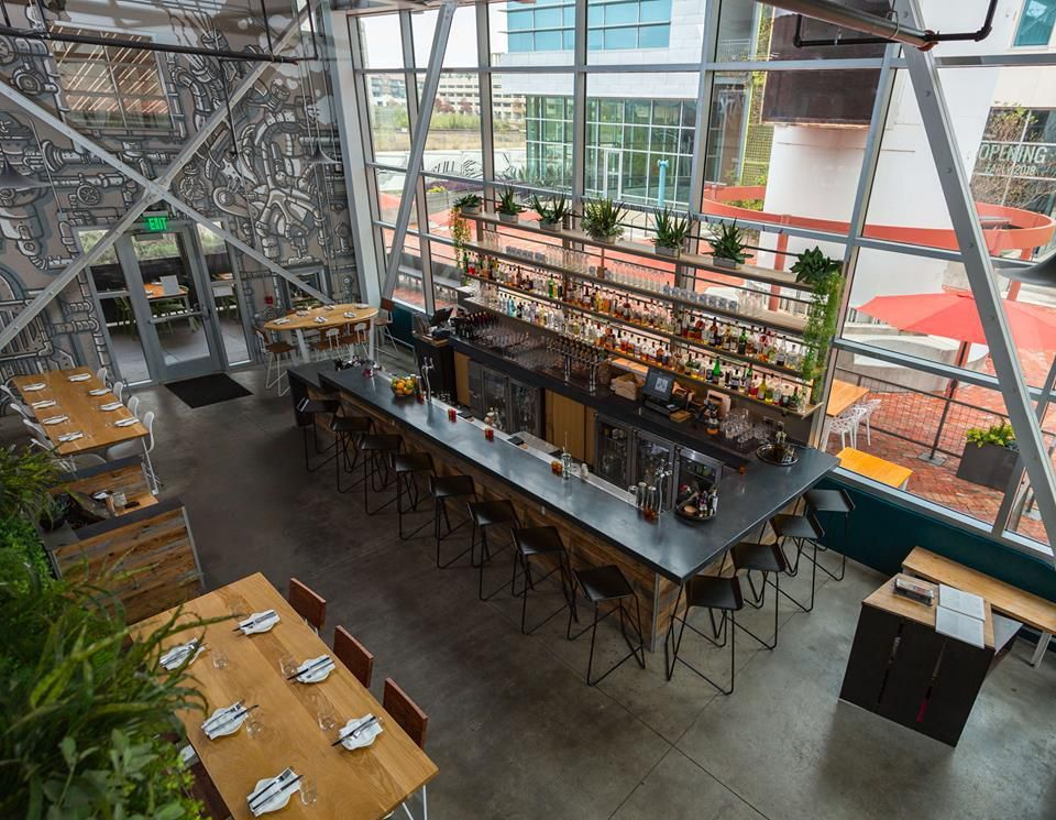 Restaurants with Great Views in Austin | Rooftop ...