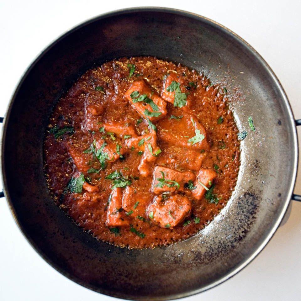 Sarah from RawSpiceBar.com shares this recipe for Punjabi Chicken Tikka Masala