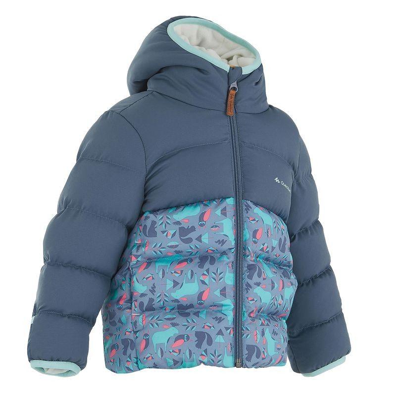 22,90€ - Bergsport_BekleidungKinder - Jacke Forclaz 600 Baby - QUECHUA