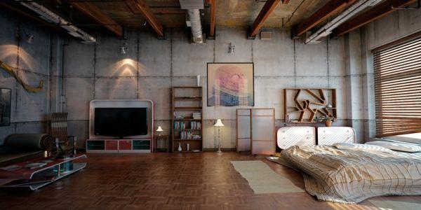 deco-loft-industriel-sol-parquet.jpg (600×300)