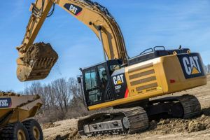Caterpillar Equips More Excavators with Cost-Saving Cat Connect Technology - Rock & Dirt Blog Construction Equipment News & Information