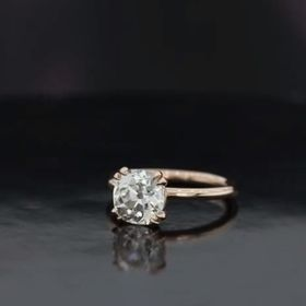 Our Ballerina Solitaire