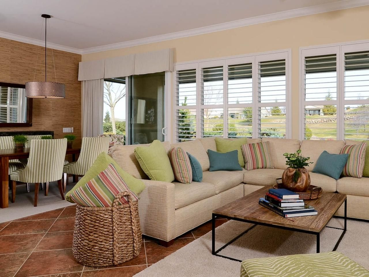 Image Result For Decor Dining Room In Living Space