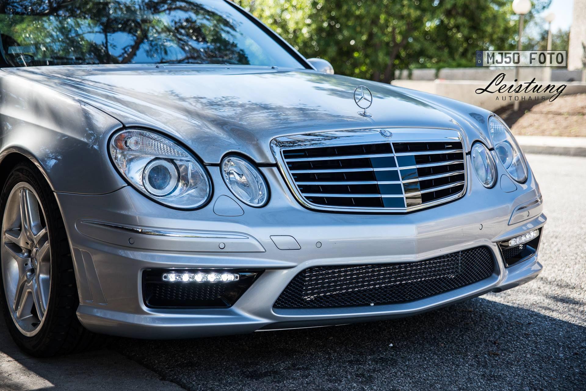 E63 Euro Front Bumper Retrofit - Mercedes-Benz Forum | Mercedes C30