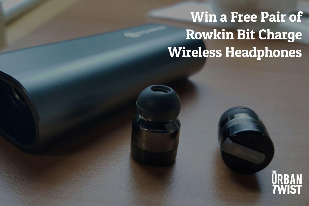 Http Theurbantwistcom Giveaways Win Free Pair Rowkin Bit Charge