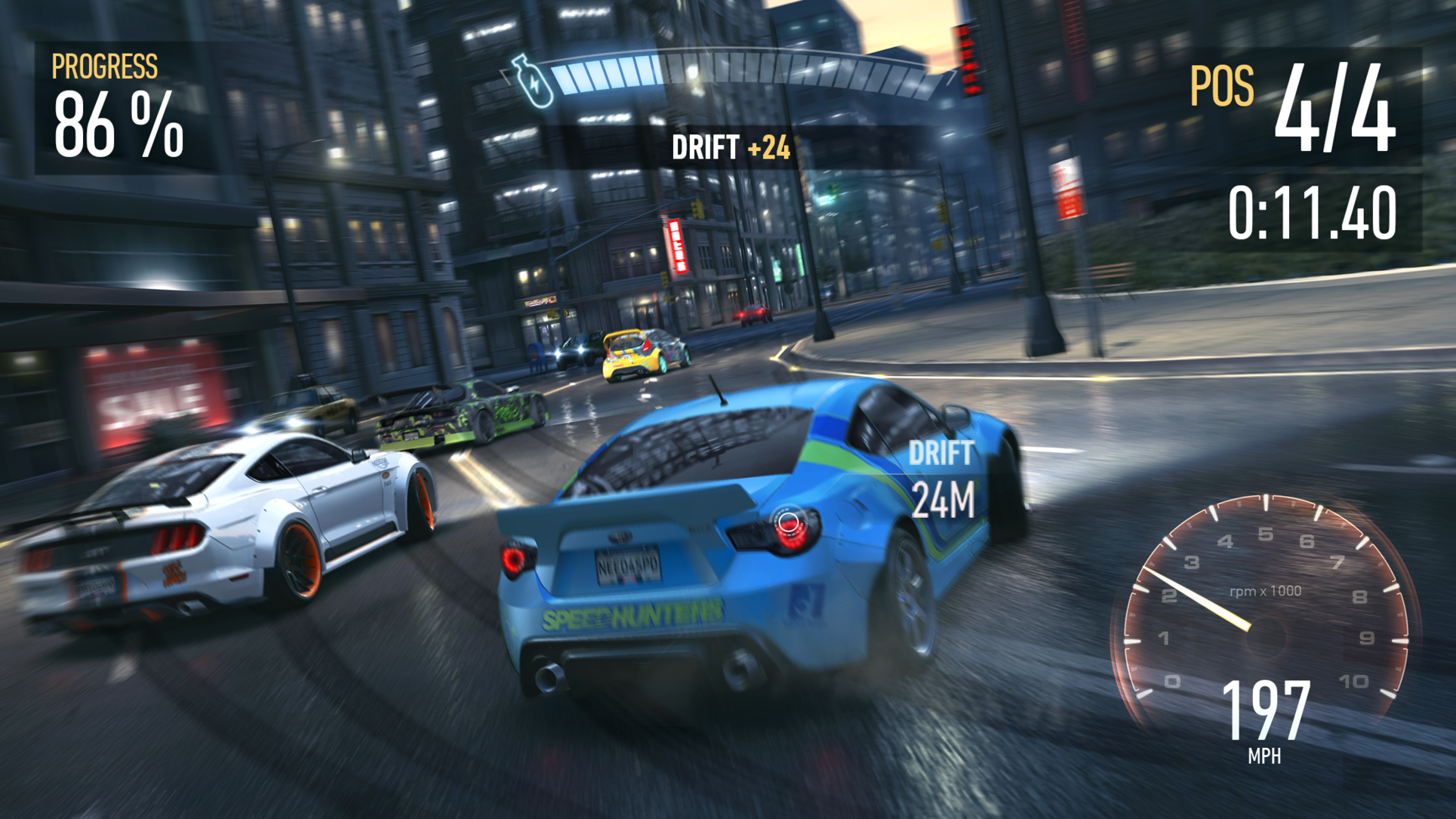 Need For Speeda 20no Limits Racing Simulation Apps Ios Need