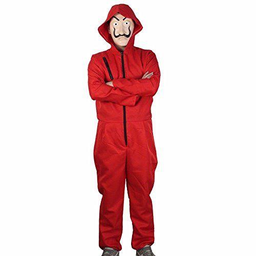 Salvador Dali Money Heist The House Of Paper La Casa De P Https Www Amazon Com Dp B07cy85bgq Ref Cm Sw Mens Sweatshirts Hoodie Clown Suit Hoodie Jumpsuit