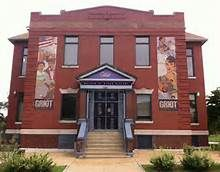 Griot Museum Of Black History in St. Louis, Missouri on