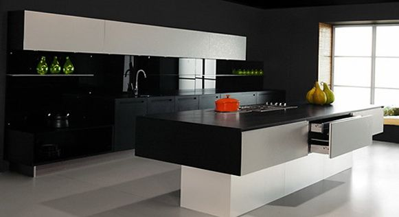 Futuristic Kitchen futuristic kitchen designs | interior design seminar | kitchen