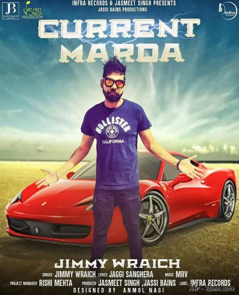 Sakhiyaan Song Mp3 Download: Current Marda Jimmy Wraich