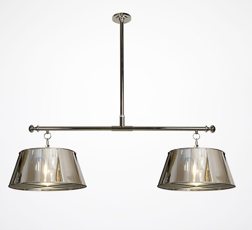 Charles Edwards  Buchanan With Tole Shade Light And Frosted Glass Diffusers  Product BU 379 · Hanging LightsSuspended ...