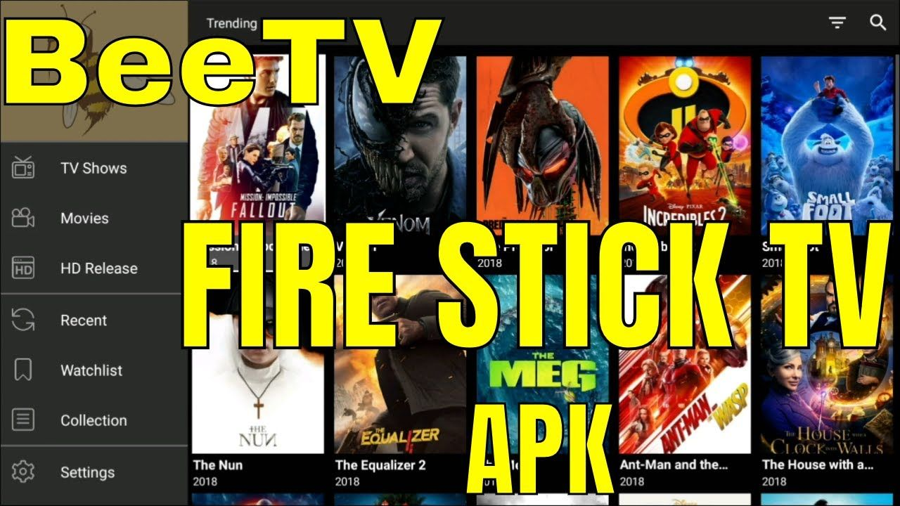 Best showbox Replacement BeeTV for Android Firestick