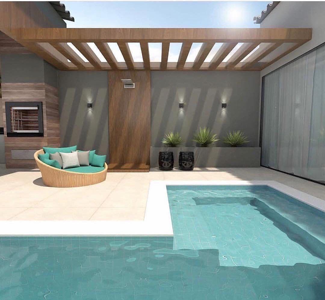 Kitcheninterior Backyard Pool Designs Dream House Interior