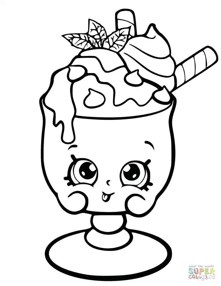 Dibujos Para Colorear E Imprimir Buscar Con Google Shopkins Dibujos Shopkins Para Colorear Libros Para Colorear