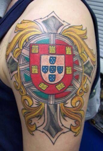 Tatouage Portuguese Tattoo Tattoos Black And Grey Tattoos