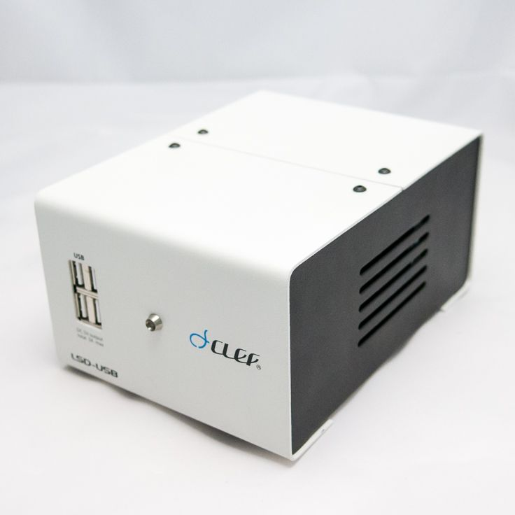 Clef LSD-USB Linear 5V USB Charger for a extraordinaire clean power for high-end devices