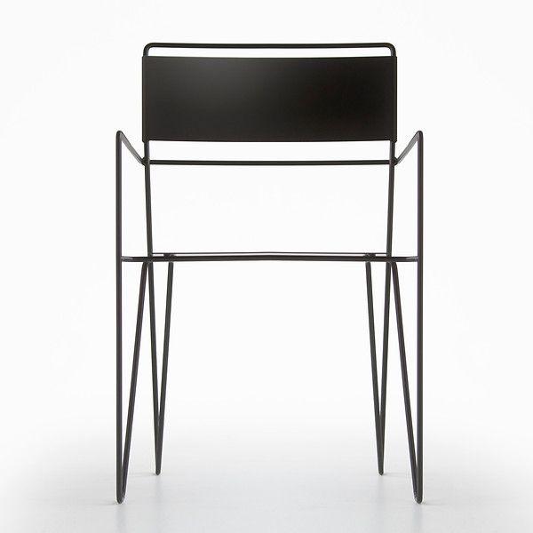 Chair No 1 by Pontus Lomar