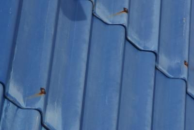 How To Fix Leaks In A Corrugated Metal Roof Corrugated Metal Roof Metal Roof Leaks Metal Roof