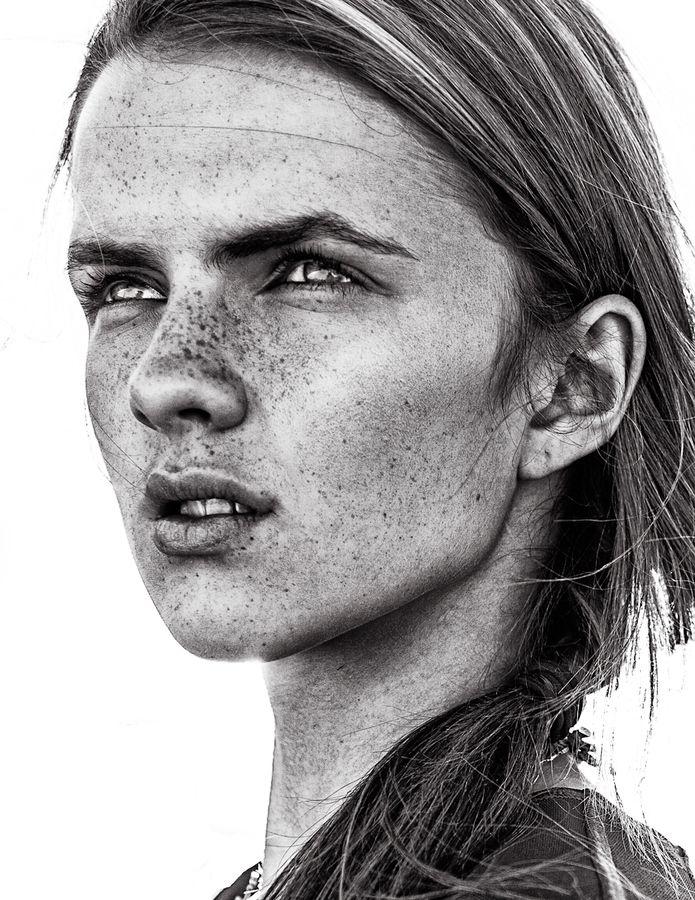portrait of model, Tristen by www.joelbedford.ca
