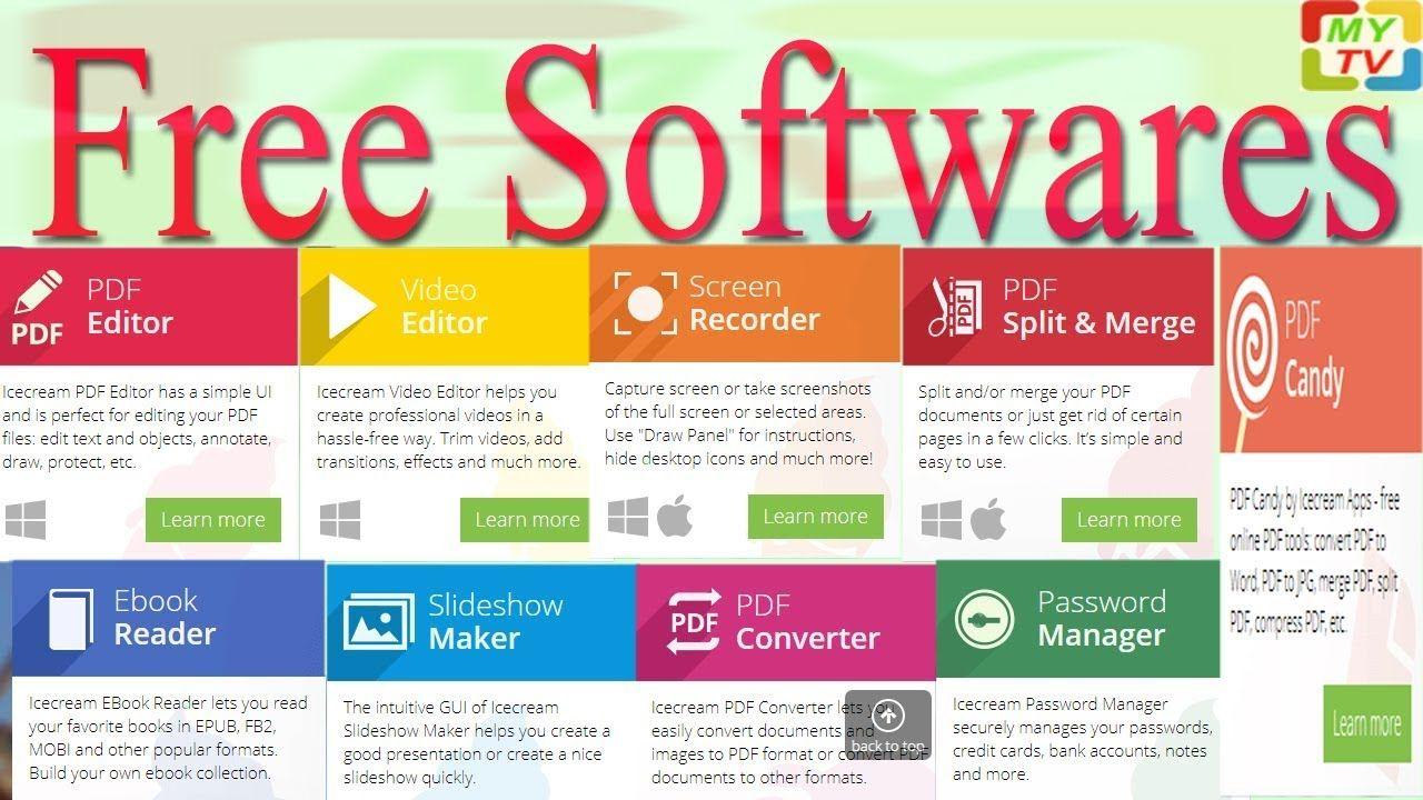 Top Free Softwares Free Software Download Websites Best Sites For Do Free Software Download Sites Software Life Hacks Websites