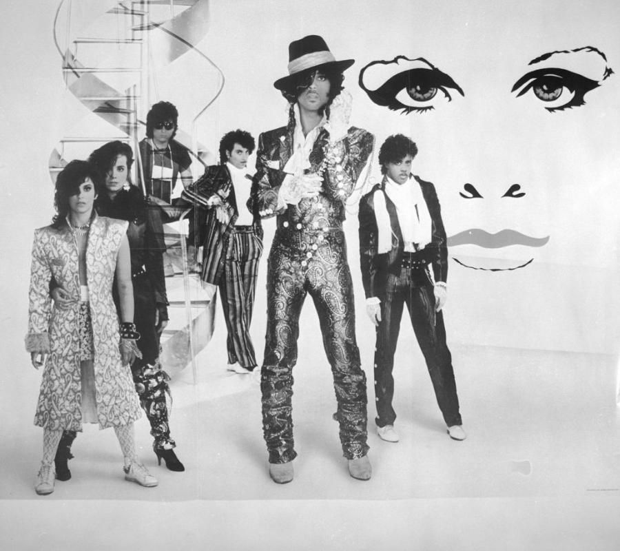 Prince Revolution Band Members
