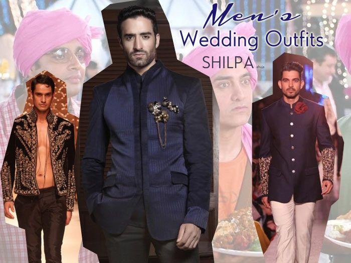 Indian Wedding Guest Outfits For Men DesignersIndian Designer SuitsMens