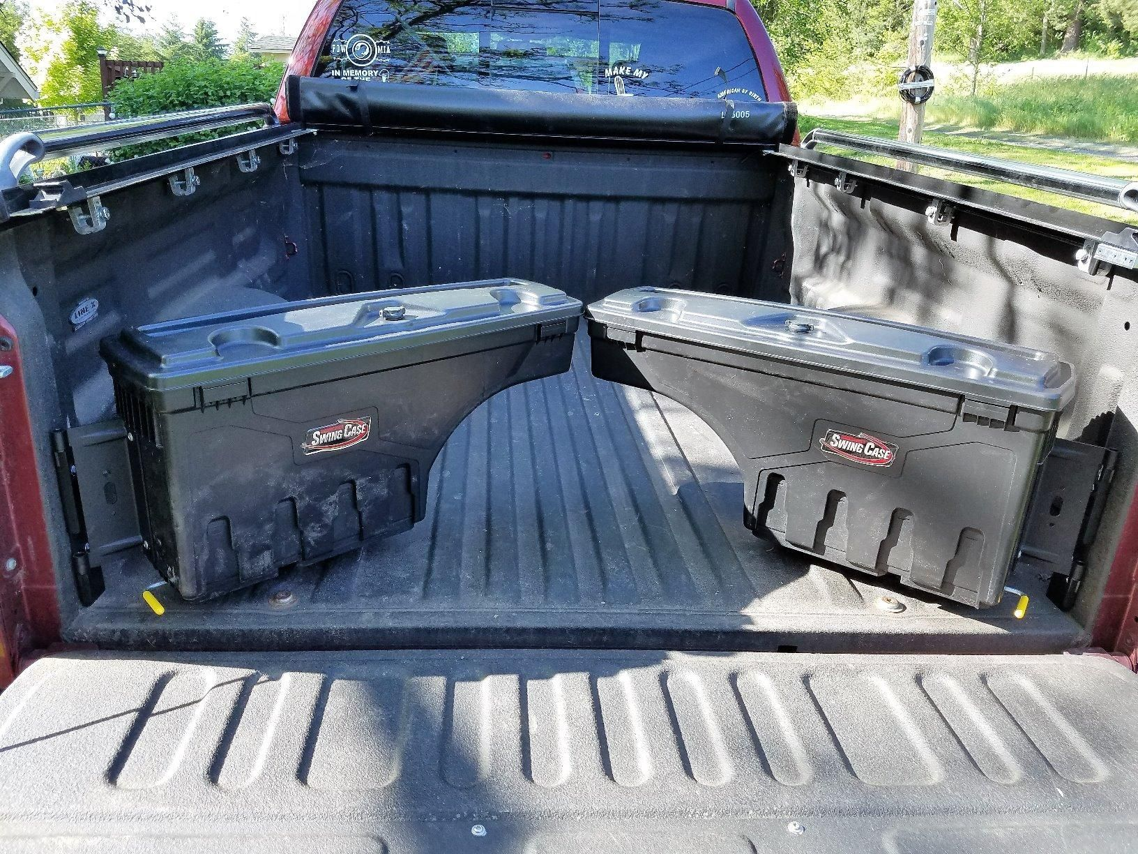 Toyota Tundra Truck Bed Tool Box in 2020 Toyota tundra