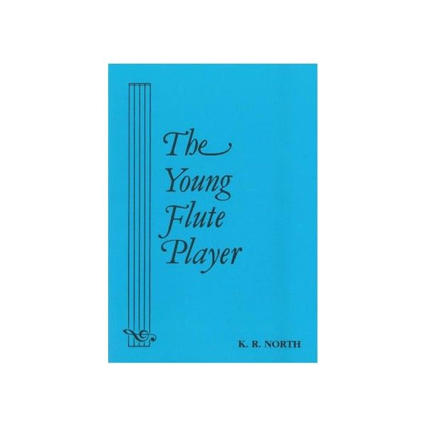 Young Flute Player By Karen North Flute Book With Exercises