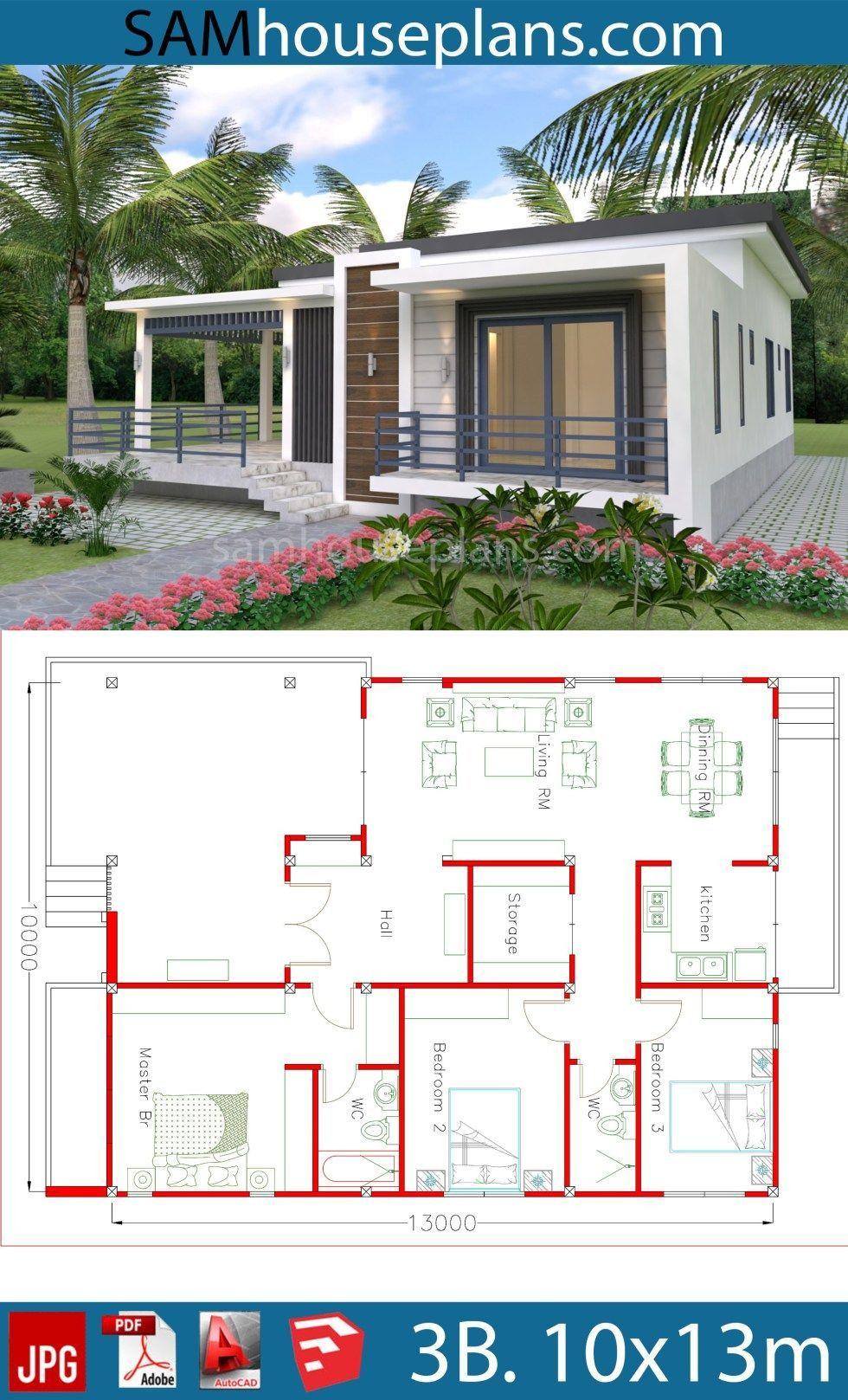 Simple Modern House Plans Photos 2020 Rumah Indah Kehidupan Rumah Mungil Arsitektur Modern