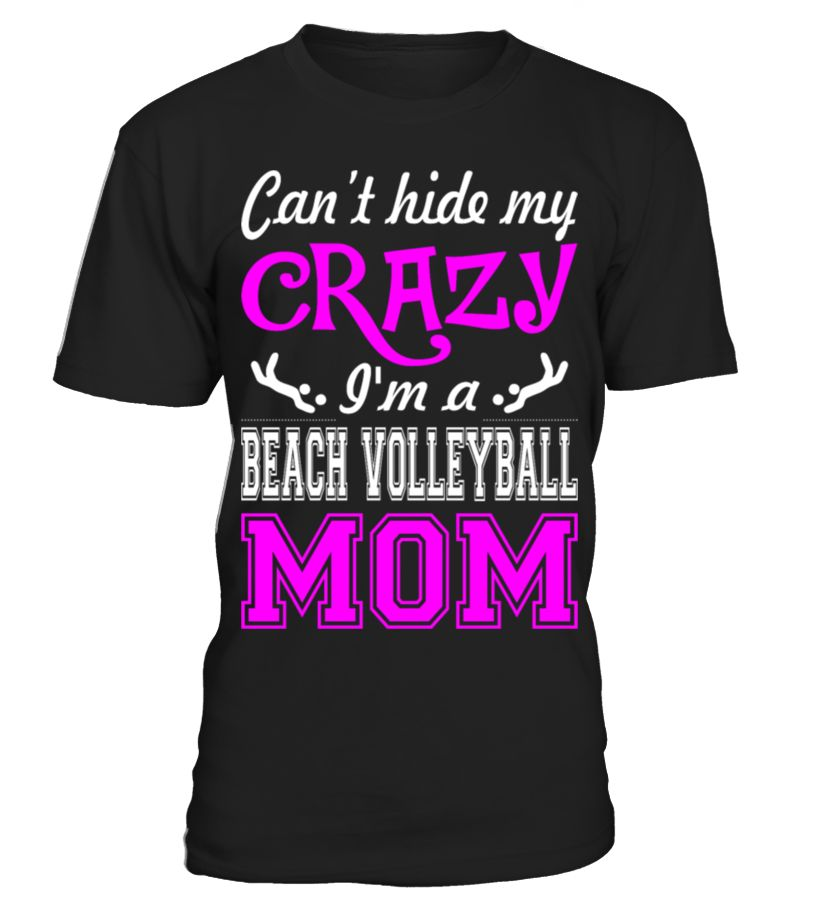 My Heart on that Court Funny Mom Volleyball T-Shirt Uncle