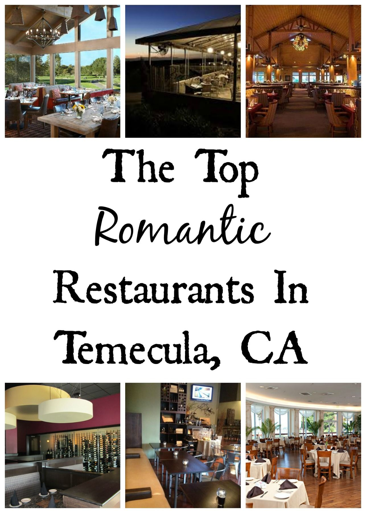 Top Restaurants In Temecula Ca