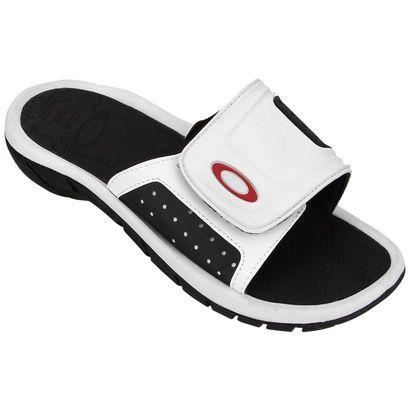 e10033860d411 Netshoes - Chinelo Oakley Supercoil Slide   SAPATOS   Pinterest