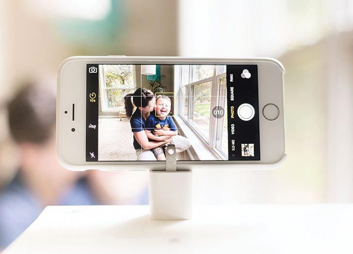 And set a selftimer for group shots when you open up your