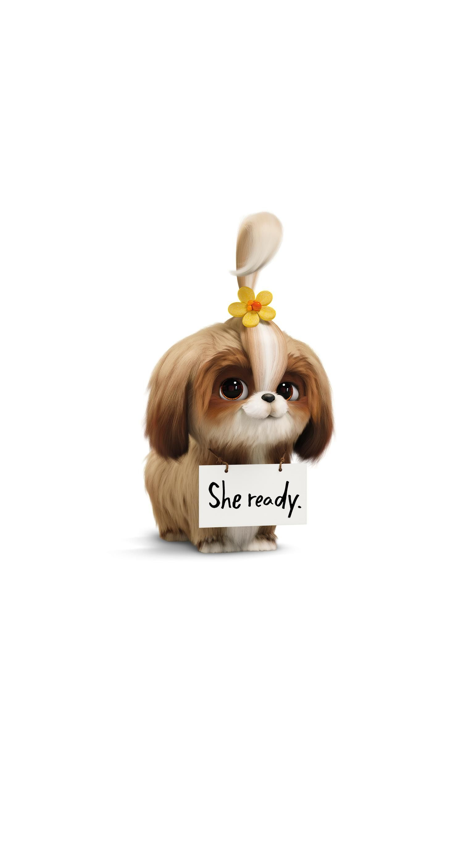 The Secret Life Of Pets 2 2019 Phone Wallpaper Moviemania Secret Life Of Pets Cute Cartoon Wallpapers Pets