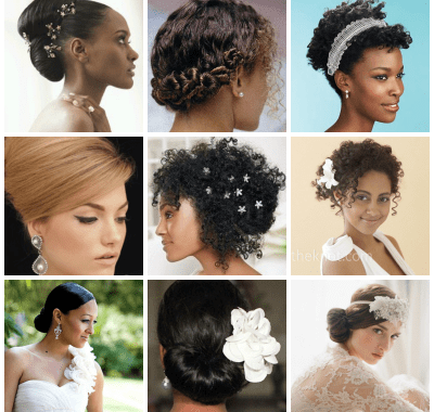 Wedding Hairstyles For Mixed Hair Natural Hair Wedding Mixed Curly Hair Natural Wedding Hairstyles